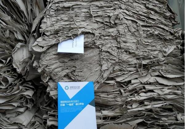 进口纸浆深圳报关手续