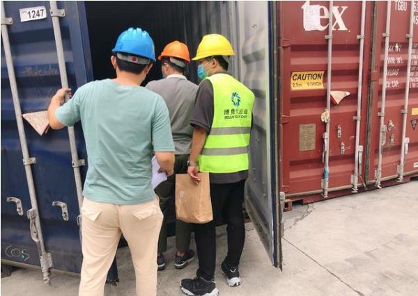 澄清剂PVPP进口报关流程